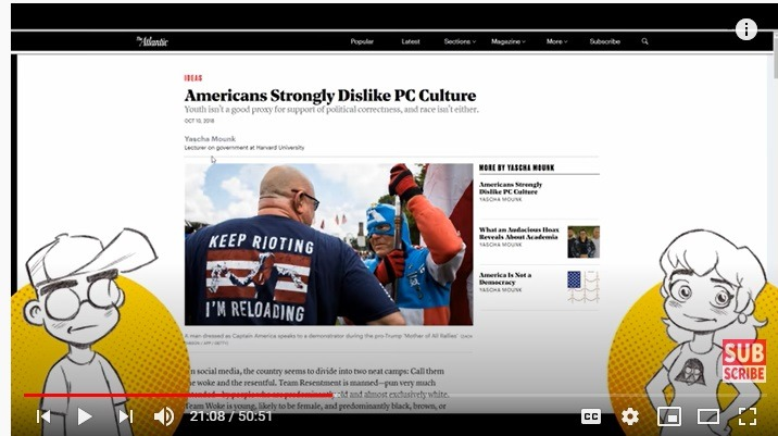 Majority of Americans disagree with PC Culture