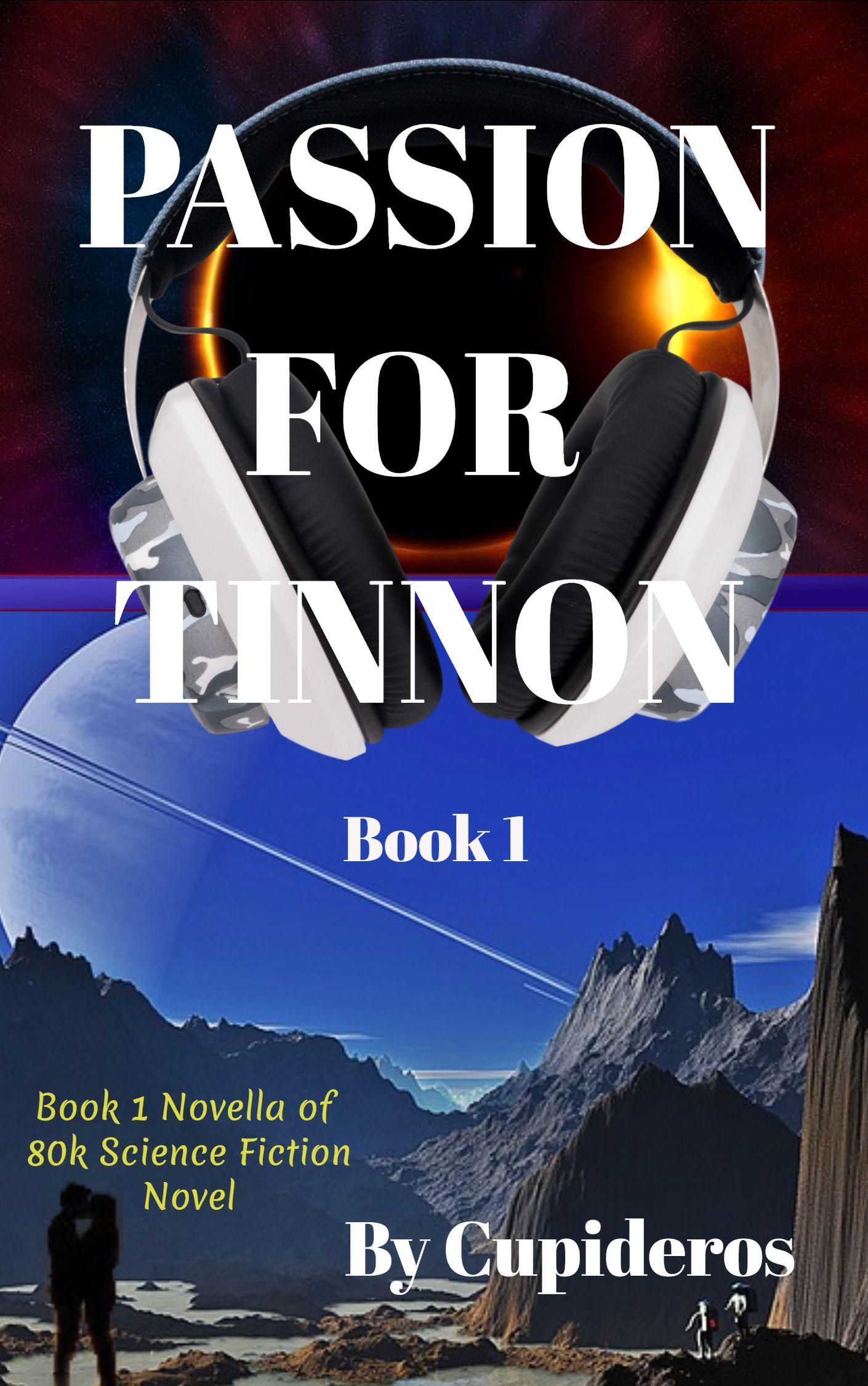 Audio Book of Passion for Tinnon Book 1
