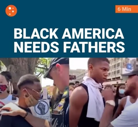 Black Americans Need Dads